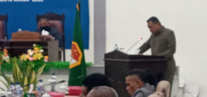 Soal PAD 2021, Gerindra Tuding Bupati Sikka Inkonsistensi