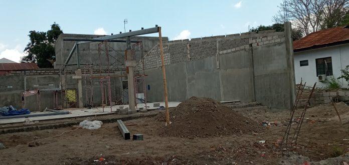 DPRD Sikka Pertanyakan Pembangunan Alfamart di Kompleks Perumahan Pejabat