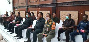 """Sidang Paripurna Ditunda, Bupati Sikka Tidak Hadir, Anggota DPRD """"Ribut"""""""