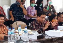 Banggar dan Bupati Sikka Bahas Ulang DID, Rapat Dilaksanakan Tertutup