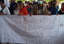 Forum Kota Tolak Kenaikan Tunjangan DPRD Sikka