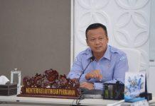Menteri Kelautan dan Perikanan Ditangkap KPK