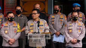23 Teroris JI Lampung Dibawa ke Jakarta
