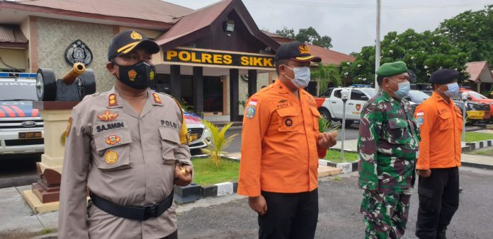 Operasi Lilin Turangga Mulai Hari Ini, Polres Sikka Apel Gelar Pasukan