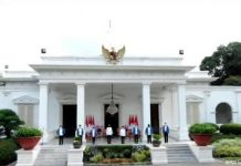 Presiden Jokowi Perkenalkan 6 Menteri Baru, Besok Pagi Dilantik