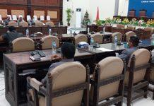 Agendakan RDP, DPRD dan Pemerintah Justeru Tidak Tertib Waktu
