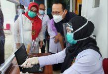 Dirut BPJS Kesehatan Pantau Implementasi P-Care Vaksinasi Covid-19
