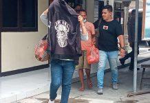 Buser Flotim Geruduk Rujab Bupati Sikka, Tangkap Terduga Pelaku Pencuri Gading