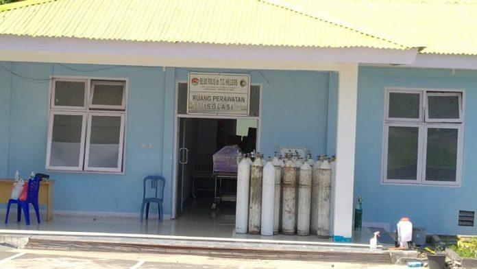Ruang Isolasi TC Hillers Penuh, Sikka Fungsikan Paviliun dan 2 RS Swasta