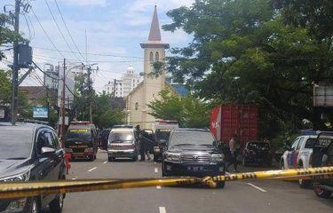 KWI Kecam Keras Bom Bunuh Diri di Gereja Katedral Makasar