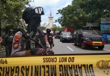 Pelaku Bom Bunuh Diri di Gereja Katedral Makasar Pasangan Suami Istri
