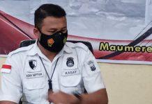 Lawan dan Ancam Polisi, Kades Nele Urung Diseret ke Polres