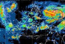 9 Propinsi Diminta Siaga Hadapi Dampak Siklon Surigae