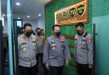Launching Polri TV-Radio, Kapolri: Lebih Dekat ke Masyarakat dan Beri Edukasi