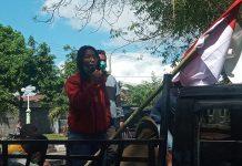 Janji Gelar RDP Tidak Terlaksana, Orator Sebut DPRD Sikka Penipu
