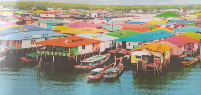 Lanal Maumere Tata Kojadoi Jadi Kampung Bahari Nusantara