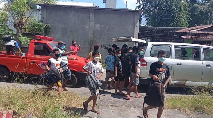 Putuskan Rantai Penularan, 34 Seminaris Positip Dipindahkan ke Belakang Roxy