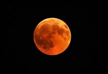 Jangan Lewatkan Gerhana Bulan Total Malam Ini