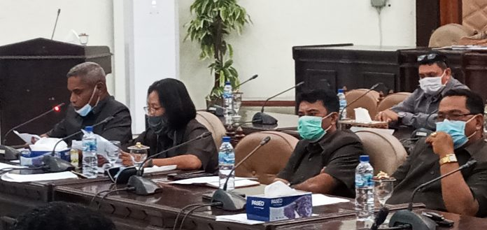 Kemendagri Kaji Usulan Perubahan Peraturan Tatib DPRD Sikka