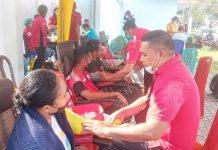 PMI Sikka Berhasil Dapat 16 Kantong Darah Gratis