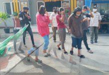 6 Remaja Beda Jenis Kelamin Dibekuk di Lokasi Pangkas Rambut, 3 Anak di Bawah Usia