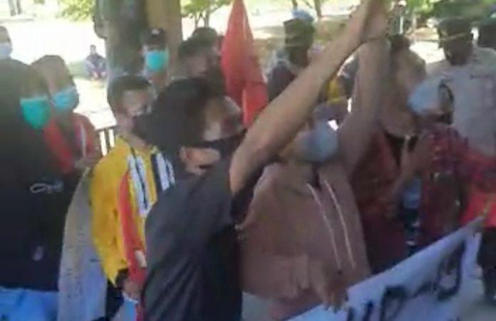 Mulut Kotor Wakil Ketua DPRD Sikka, Sebut GMNI Sikka Teriak-Teriak Seperti Babi