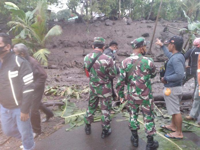 Banjir Bandang di Ngada, 1 Meninggal, Suami Istri Hilang