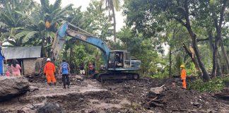 85 Orang Kepung Malaphedo, Sisir Korban Hilang Banjir Bandang