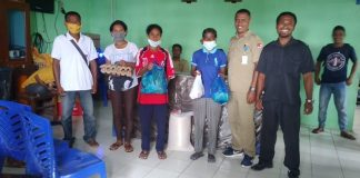 Janda, Duda, dan Disabilitas di Tuwa Dapat Sembako
