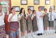 SMPK Frater Maumere Cetak Prestasi Perlombaan Bulan Bahasa